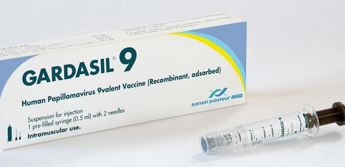 papiloma virus vacina)