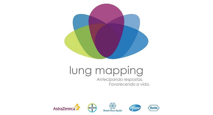 lung mapping exame cance pulmao